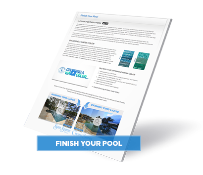 Finish Your Pool